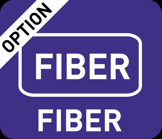 Fiber Optic (option)
